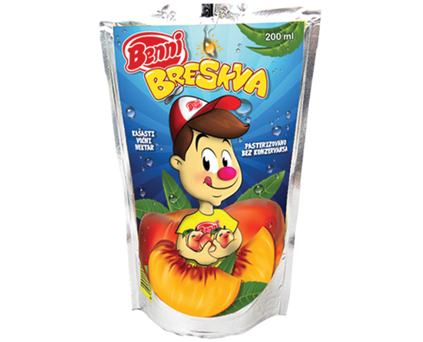 Voćni nektar Breskva