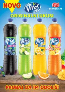 Vitas 1,5l